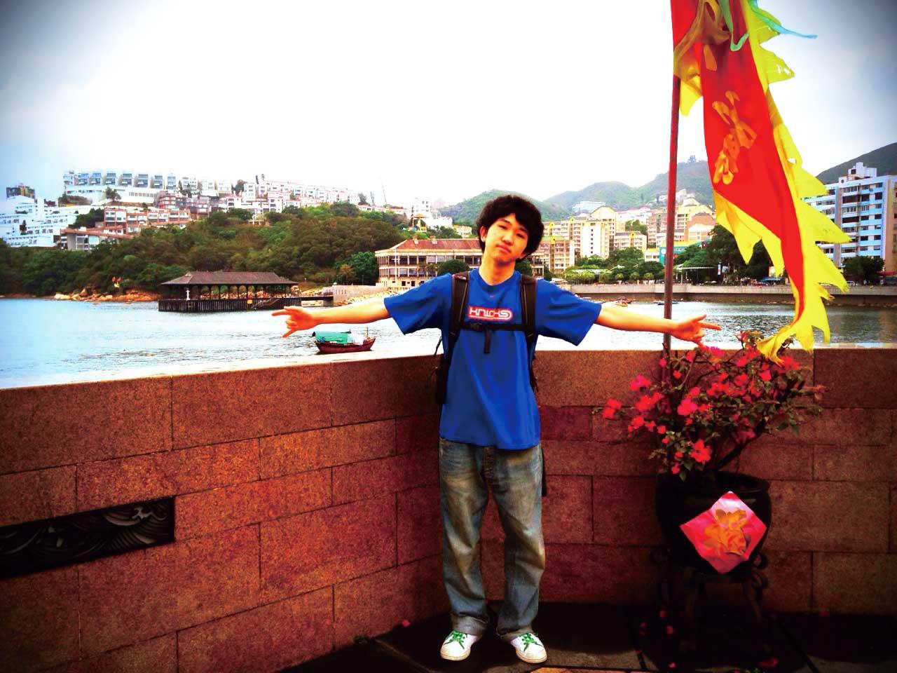 香港 写真②
